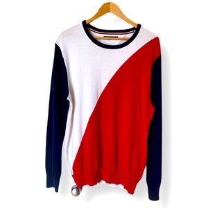 Tommy Hilfiger men's crew neck sweater L